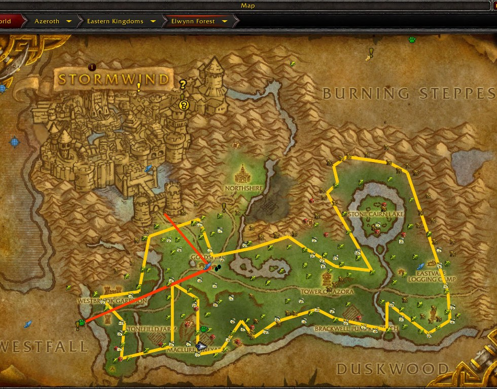 zin'athid guide – Golden Routes